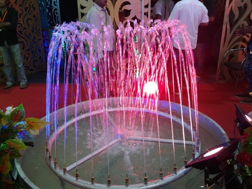 Portable Led Water Fountains