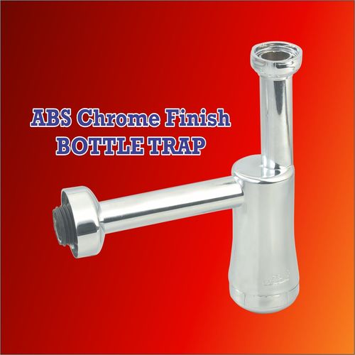 Abs Chrome Finish Bottle Trap in  Jhandewalan