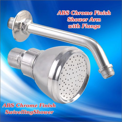 Abs Chrome Finish Shower  in  Jhandewalan