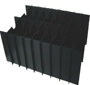 Eco-Friendly PP Corrugated Clap Boards