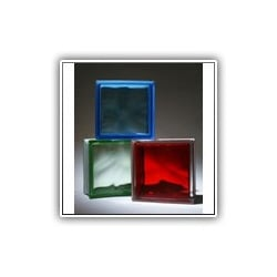 Colored Glass Blocks