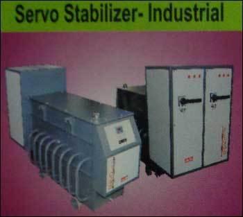 Servo Stabilizer Industrial