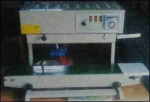 Vertical Band Sealer Machine