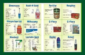 Animals Feed Supplements