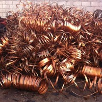 Industrial Copper Scraps