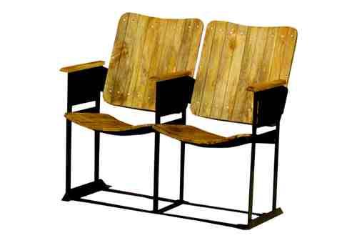 Vinatge Cinema Chairs