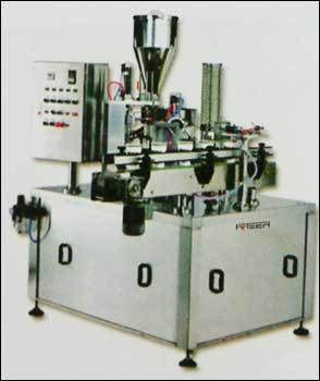 Automatic Cup Filling And Foil Sealing Machine