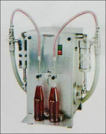 Semi Auto Liquid Filling Machine