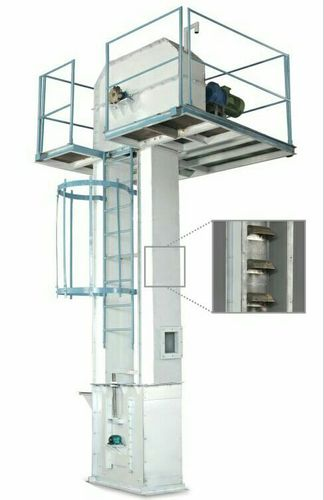 Manufacturer of Bucket Elevator from Meerut by HARIOM INDUSTRIES