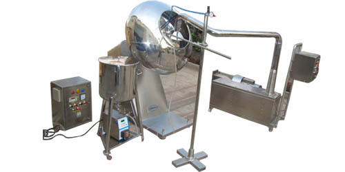 Coating Pan Machine in  Ramol