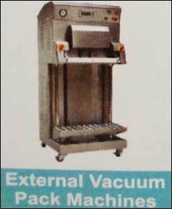 External Vacuum Pack Machine