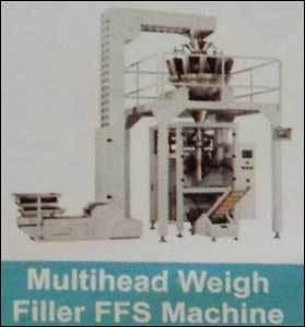 Multihead Weigh Filler Ffs Machine