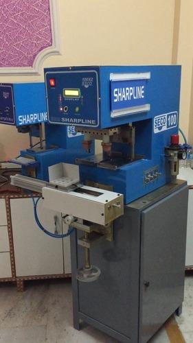 Double Colour Pad Printing Machine in  5-Sector - Rohini