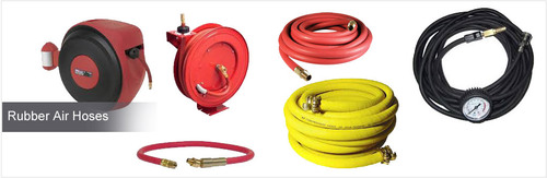 Rubber Air Hoses in  5-Sector