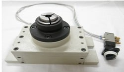 Pneumatic Hydraulic Collet Fixtures