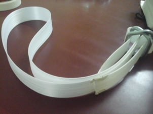 Polyester Cord Strap With Buckle