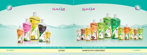 Glamour Herbal Shampoo
