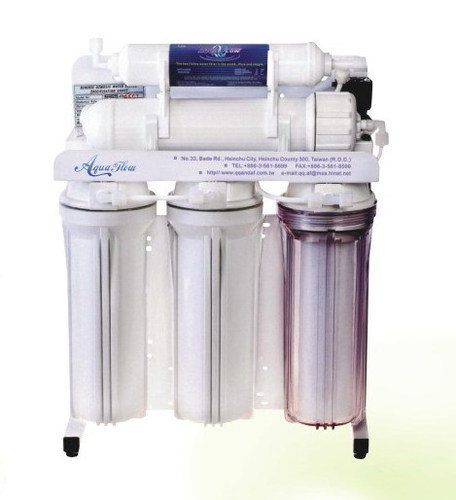RO System With Pump