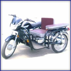 Motorized Three Wheeler