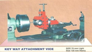 Key Way Milling Attachment Vice