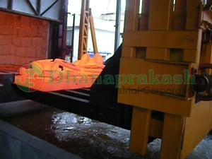 Rapid Quench Heat Treatment Furnaces