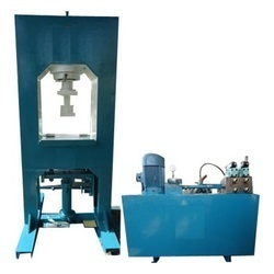 D Moulding Hydraulic Press