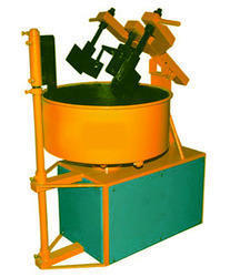 Pan Color Mixer Machine