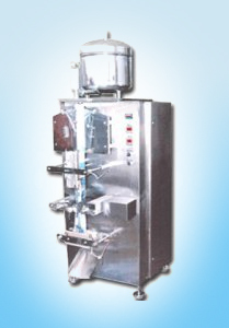 Pouch Packaging Machine For Butter Milk