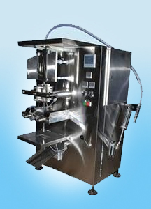 Pouch Packaging Machine For Liquids