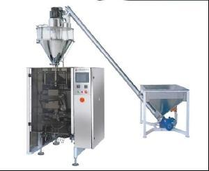 Pouch Packaging Machine For Powders