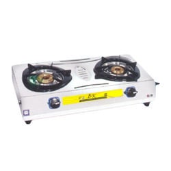 Two Burner Gas Stoves (Pigeon)