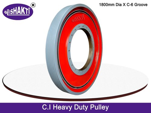 C I  Heavy Duty Pulley in Ahmedabad, Gujarat - SHREE SHAKTI