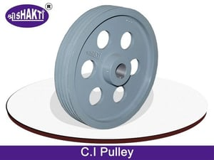 C.I Pulley