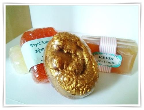 Natural Herbal Handmade Soap