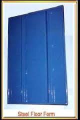 Shuttering Plate Folded Type