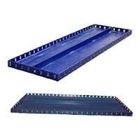 Shuttering Plate With Angle