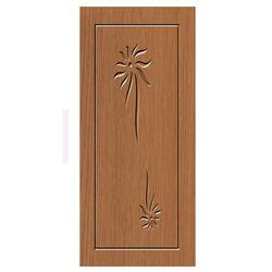 Flower Carved Doors