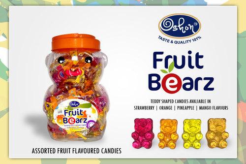 Fruit Bearz Jelly Candy