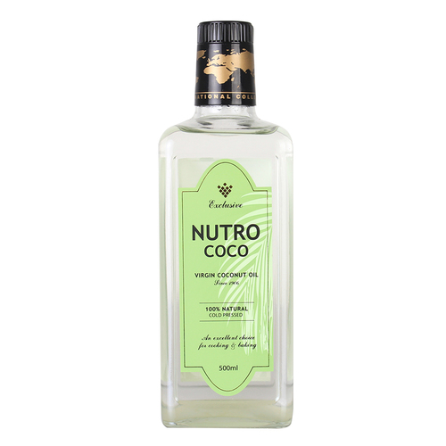 Nutrococo Virgin Coconut Hair Oil