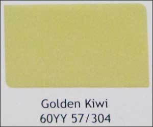 Golden Kiwi Green Interior Wall Paint