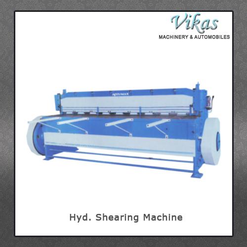 Hyd. Shearing Machine in  Gondal Road