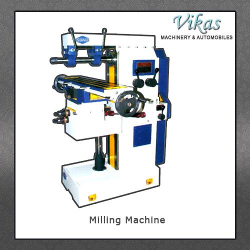 Milling Machine (Model - 1)