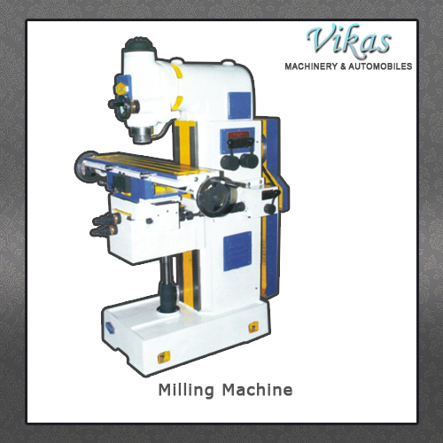Milling Machine (Model - 2) in  Gondal Road