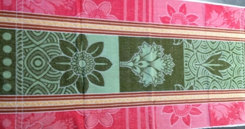 Pattern Towels in  Fort