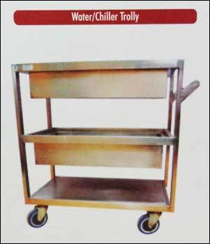 Water And Chiller Trolley