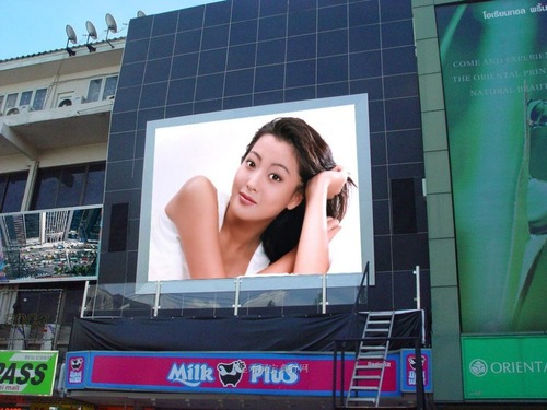 Out Door Full Color Led Display