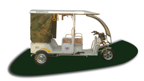 Electric Rikshaw in   P.S. Bhadreshwar