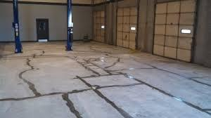 Commercial Epoxy Floor Repairing Service