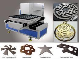 Laser Cutting Machine For Ss