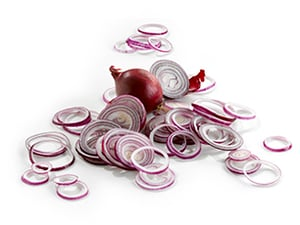 Frozen Red Onions Rings